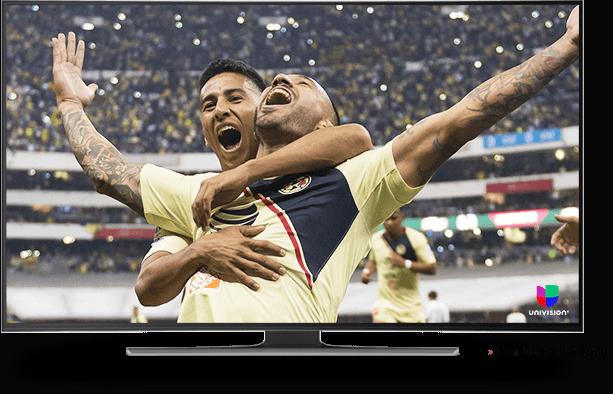 Ver Fútbol con Liga MX per Univision - Athens, GA - Mc Wireless - Distribuidor autorizado de DISH
