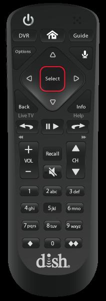 Control remoto de voz - Athens, GA - Mc Wireless - Distribuidor autorizado de DISH