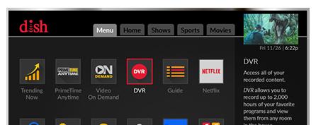 Vea television con DISH - Mc Wireless en Athens, GA - Distribuidor autorizado de DISH