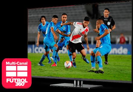 Multi Channel - Fútbol 360 - Athens, GA - Mc Wireless - Distribuidor autorizado de DISH